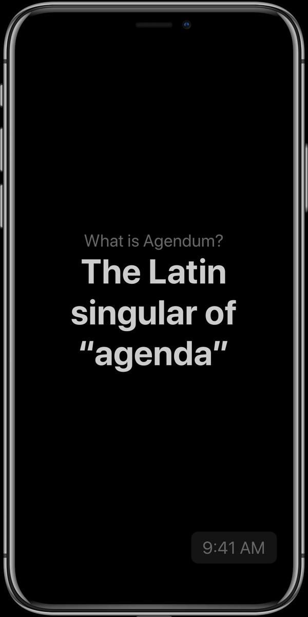 Agendum dark theme